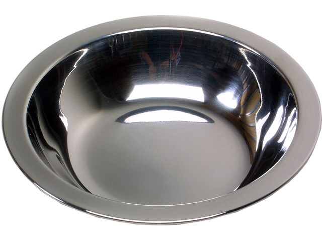 Basic Nature Stainless Steel Plate Deep